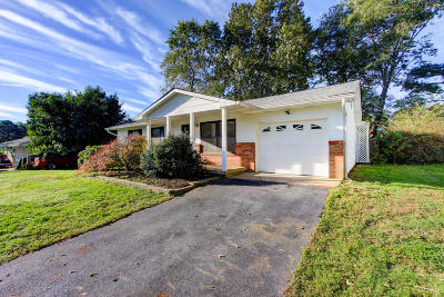 Knoxville TN Single Family Home For Sale: $149,000