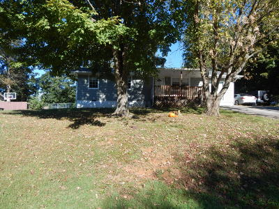 Blount County Single Family Home For Sale: 822 Houston Drive