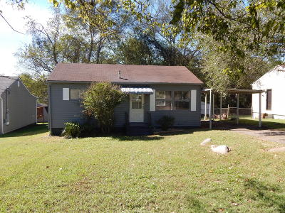 Blount County Single Family Home For Sale: 511 Fletcher St