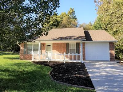 Knox County Single Family Home For Sale: 7621 Cotton Patch Rd