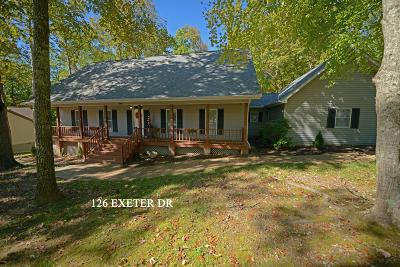 Fairfield Glade Single Family Home For Sale: 126 Exeter Drive