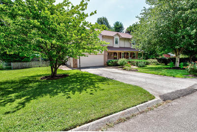 Knox County Single Family Home For Sale: 1432 Newcross Rd
