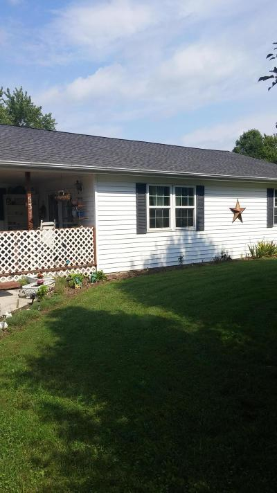 Pioneer Single Family Home For Sale: 531 Widows Lane