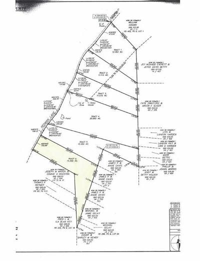 Residential Lots & Land For Sale: Tract 1 Redman Lane