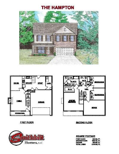 Knoxville Single Family Home For Sale: 6951 Holliday Park Lane