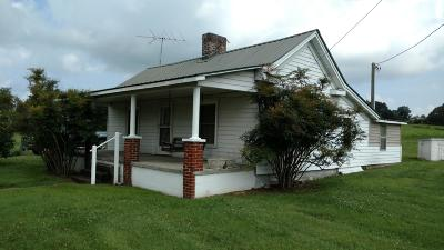 White Pine Single Family Home For Auction: 3192 Old Airport Rd