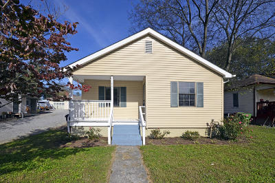Blount County Single Family Home For Sale: 606 McGinley St