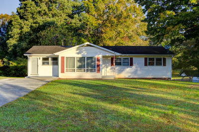 Knoxville Single Family Home For Sale: 7129 Ruggles Ferry Pike