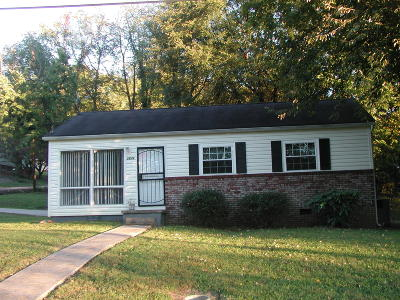 Knoxville Single Family Home For Sale: 2674 Lay Ave