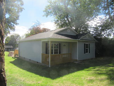 Knoxville Single Family Home For Sale: 2714 Carson Ave