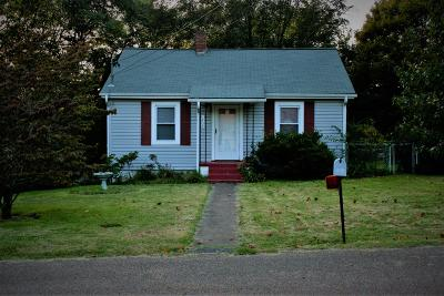 Knoxville Single Family Home For Sale: 2835 SE Dodd St