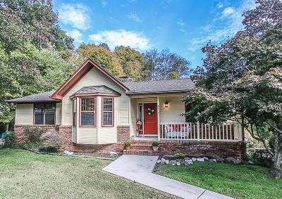 Knoxville Single Family Home For Sale: 8414 San Marcos Drive
