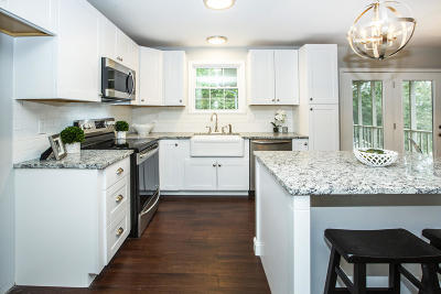 Maryville Single Family Home For Sale: 1012 North Old Grey Ridge Rd
