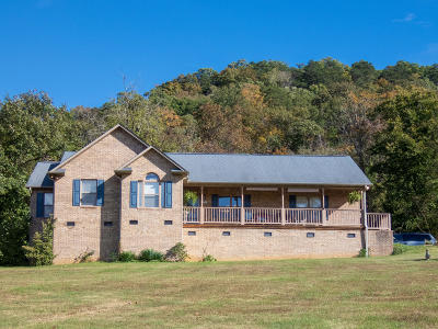 Heiskell Single Family Home For Sale: 202 E Raccoon Valley Drive