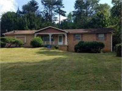 Knoxville Single Family Home For Sale: 10420 Grovedale Drive