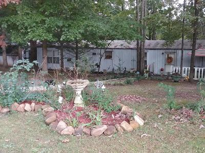 Single Family Home For Sale: 1305 Grievers Chapel Rd