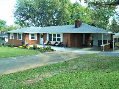 Maryville Single Family Home For Sale: 2365 Skyview Drive