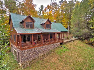 Blount County Single Family Home For Sale: 1801 Grouse Top Rd