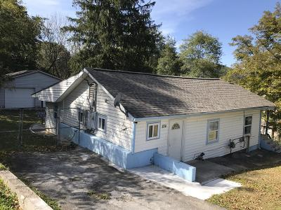 Lafollette Single Family Home For Sale: 830 S 4th St