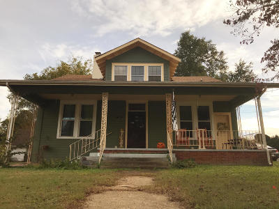 Sweetwater Single Family Home For Sale: 305 McCaslin Ave