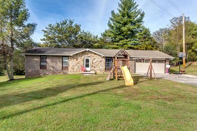 Corryton Single Family Home For Sale: 8431 Graceland Rd