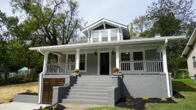 Knoxville Single Family Home For Sale: 2915 Tecoma Drive
