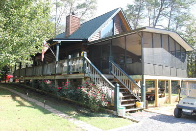 Seymour Single Family Home For Sale: 2216 French Broad River Rd