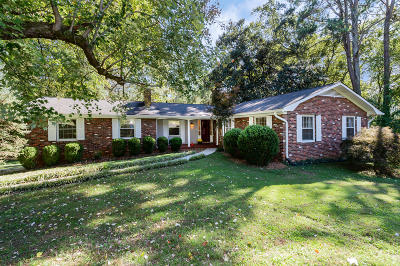 Knoxville Single Family Home For Sale: 3616 Blow Drive