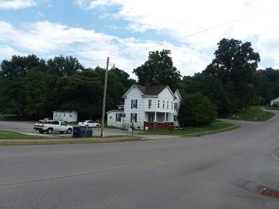 Jacksboro Single Family Home For Sale: 169 Liberty St