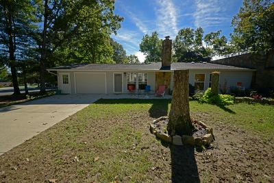 Fairfield Glade Single Family Home For Sale: 118 Dovenshire Drive