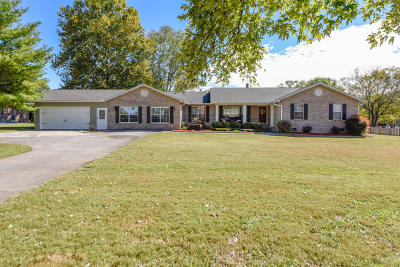 Maryville Single Family Home For Sale: 1940 Farris Rd