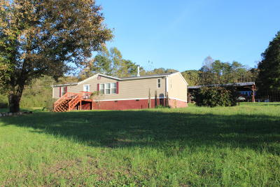 Anderson County Single Family Home For Sale: 2670 Dutch Valley Rd