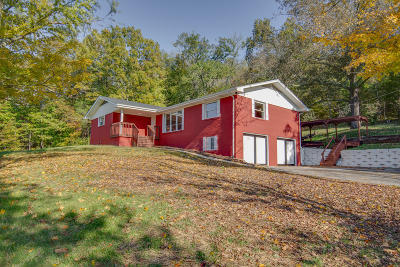 Knoxville Single Family Home For Sale: 8605 Kodak Rd