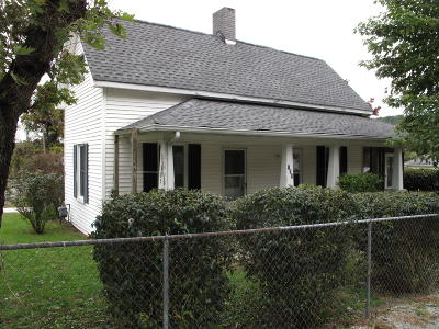 Caryville Single Family Home For Sale: 105 Church St