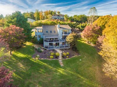 Lafollette Single Family Home For Sale: 344 Deerfield Landing Rd