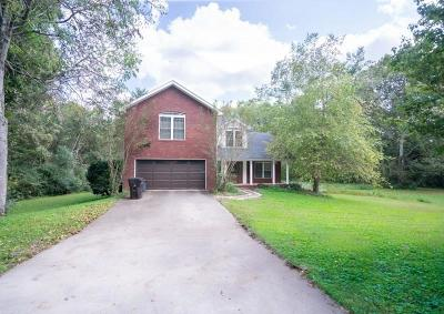 Knoxville Single Family Home For Sale: 1810 Stonebrook Drive
