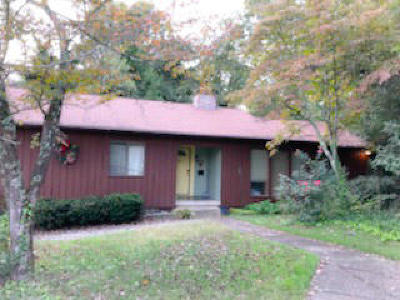 Oak Ridge Single Family Home For Sale: 637 Pennsylvania Ave