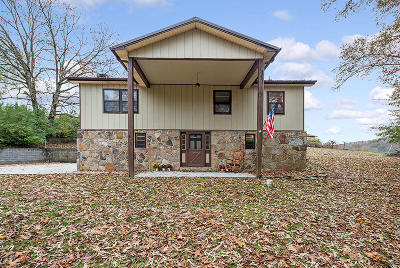 Oliver Springs Single Family Home For Sale: 700 Butler Mill Rd