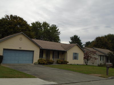 Maryville Single Family Home For Sale: 426 Danbury Court