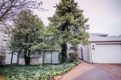 Knoxville Condo/Townhouse For Sale: 553 Lost Tree Lane