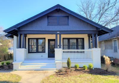Knoxville Single Family Home For Sale: 2312 E 5th Ave