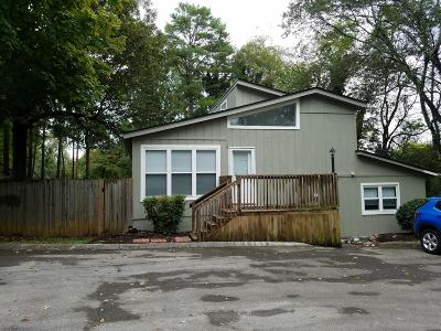 Knoxville Condo/Townhouse For Sale: 1900 Ridgecrest Drive #Apt 100
