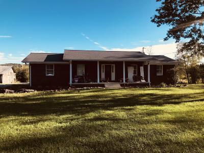 Speedwell TN Single Family Home For Sale: $164,000