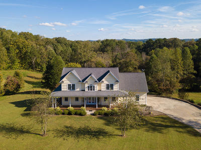 Knoxville Single Family Home For Sale: 3218 Swafford Rd