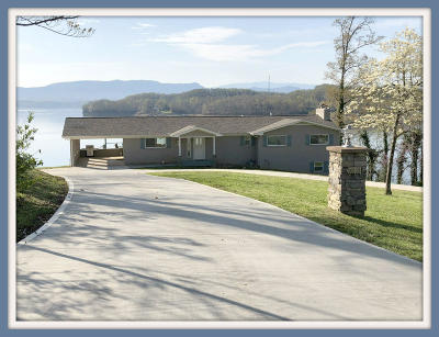 Dandridge, Sevierville Single Family Home For Sale: 944 Holtsinger Drive