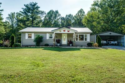 Single Family Home For Sale: 7287 Rocky River Rd