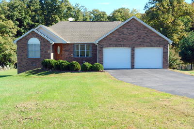 Crossville Single Family Home For Sale: 3430 Creston Rd