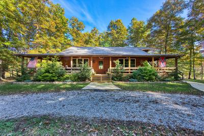 Single Family Home For Sale: 3311 Leatherwood Ford Rd