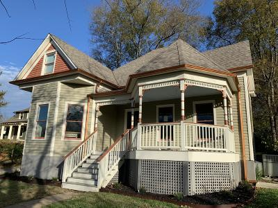 Knoxville Single Family Home For Sale: 1705 E. Glenwood Ave.