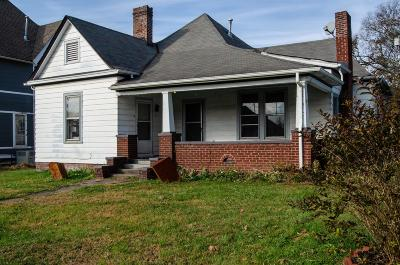 Knoxville Single Family Home For Sale: 1605 Jefferson Ave.